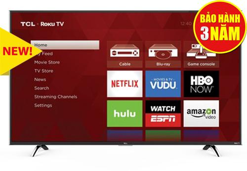 Smart Tivi TCL 49 inch 49P1-SF, Full HD, Android
