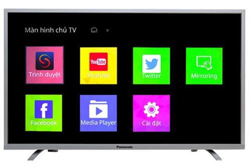 Internet Tivi Panasonic 43 inch TH-43DX400V